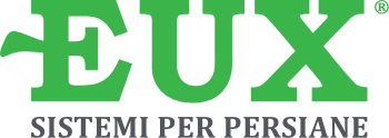 EUX Sistemi Per Persiane logo